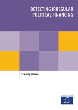 Structure of a Data Analysis Report - CMU Statistics